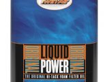 Twin Air Liquid Power, Air Fil ter Oil (1 liter)